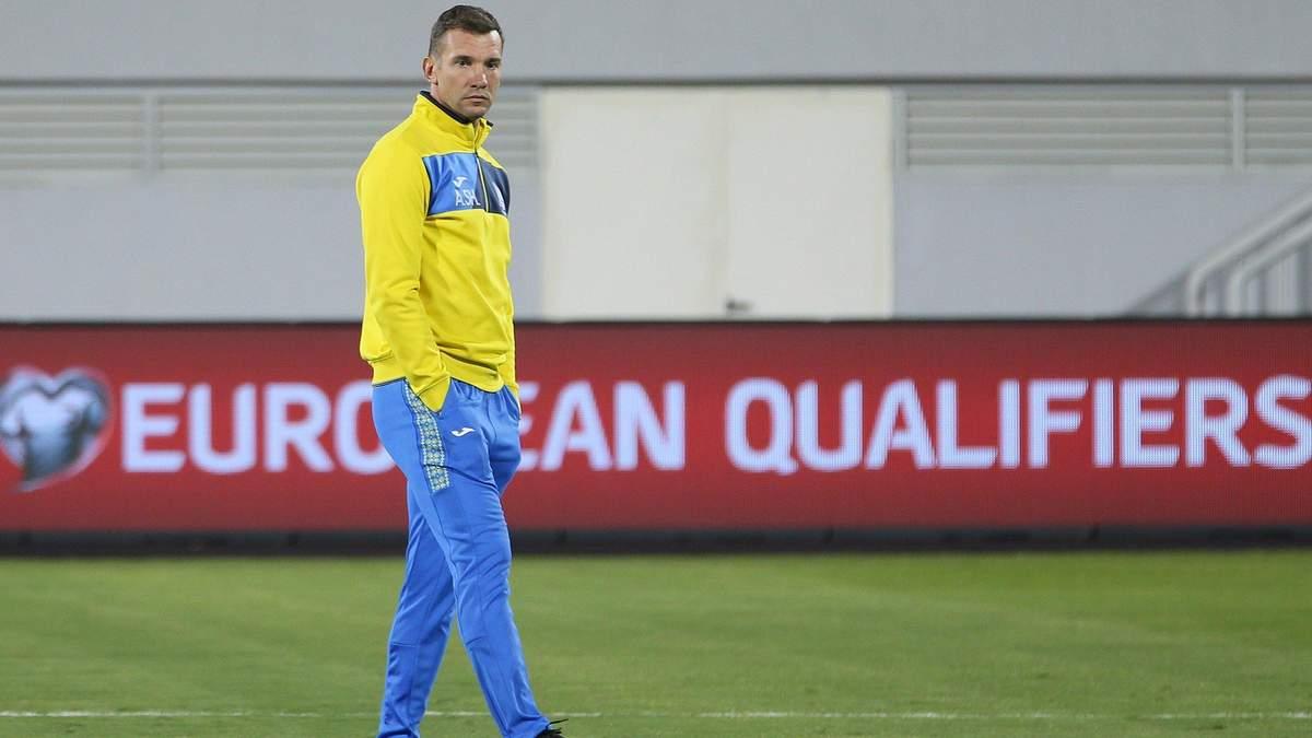 Збірна України зіграє з Францією та Польщею