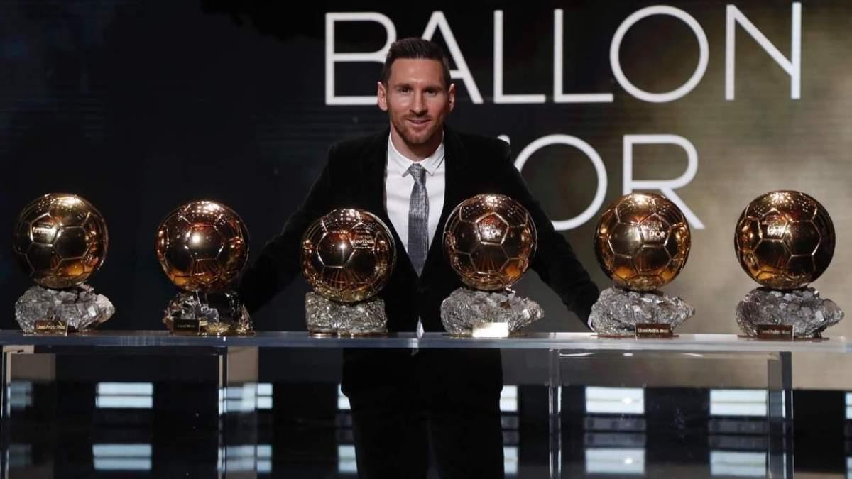 Золотий м'яч 2019: хто отримав нагороду 2 грудня 2019