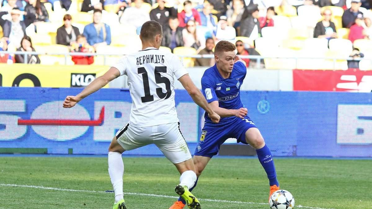 Динамо – Зоря: де дивитися онлайн матч 8 грудня 2019