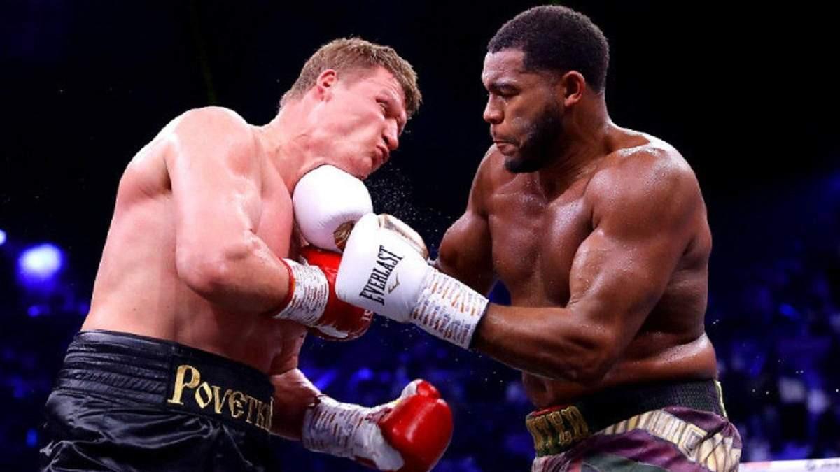 Рубка в бою Повєткін – Хантер та перемога Уайта: результати боксерського вечору Джошуа – Руїс