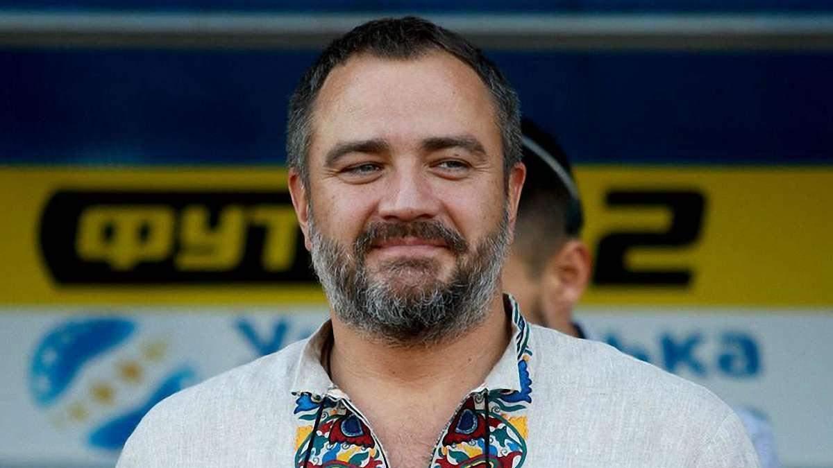 ГПУ не заводила на руководителя УАФ Павелко уголовных дел