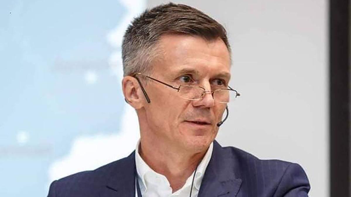 Володимир Шумілін