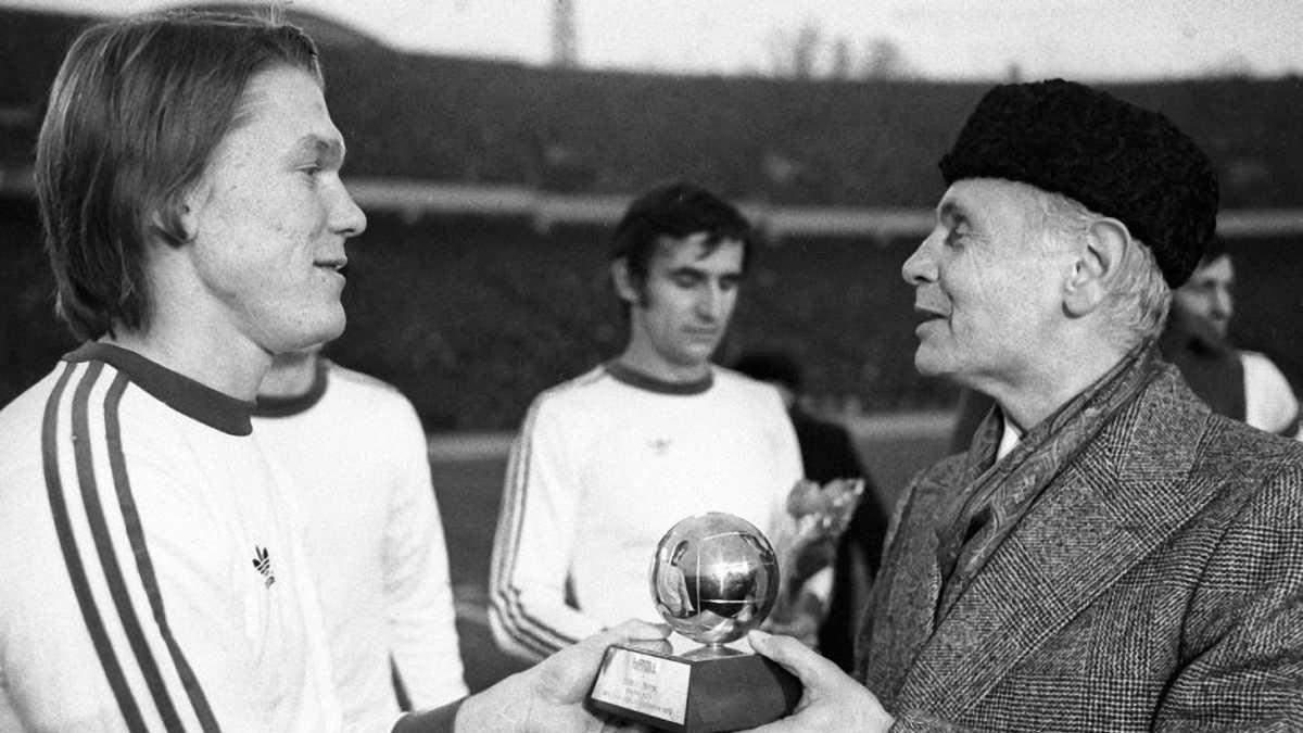 """Олег Блохін 44 роки тому виграв """"Золотий м'яч"""": як це було"""