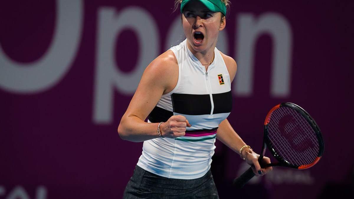 Світоліна – в топ-10 найбільш титулованих тенісисток десятиліття