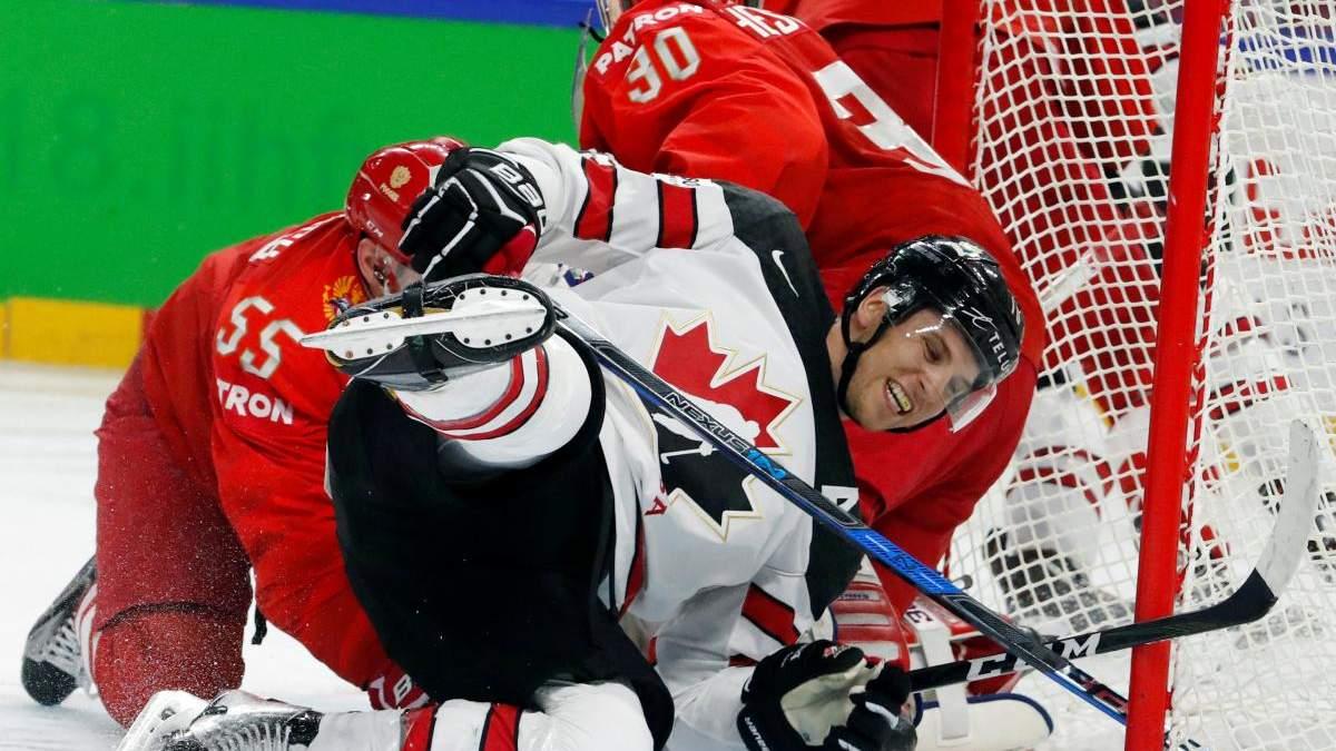Епічний фейл: у Росії замість поразки від Канади показали запис переможного фіналу 2011 року