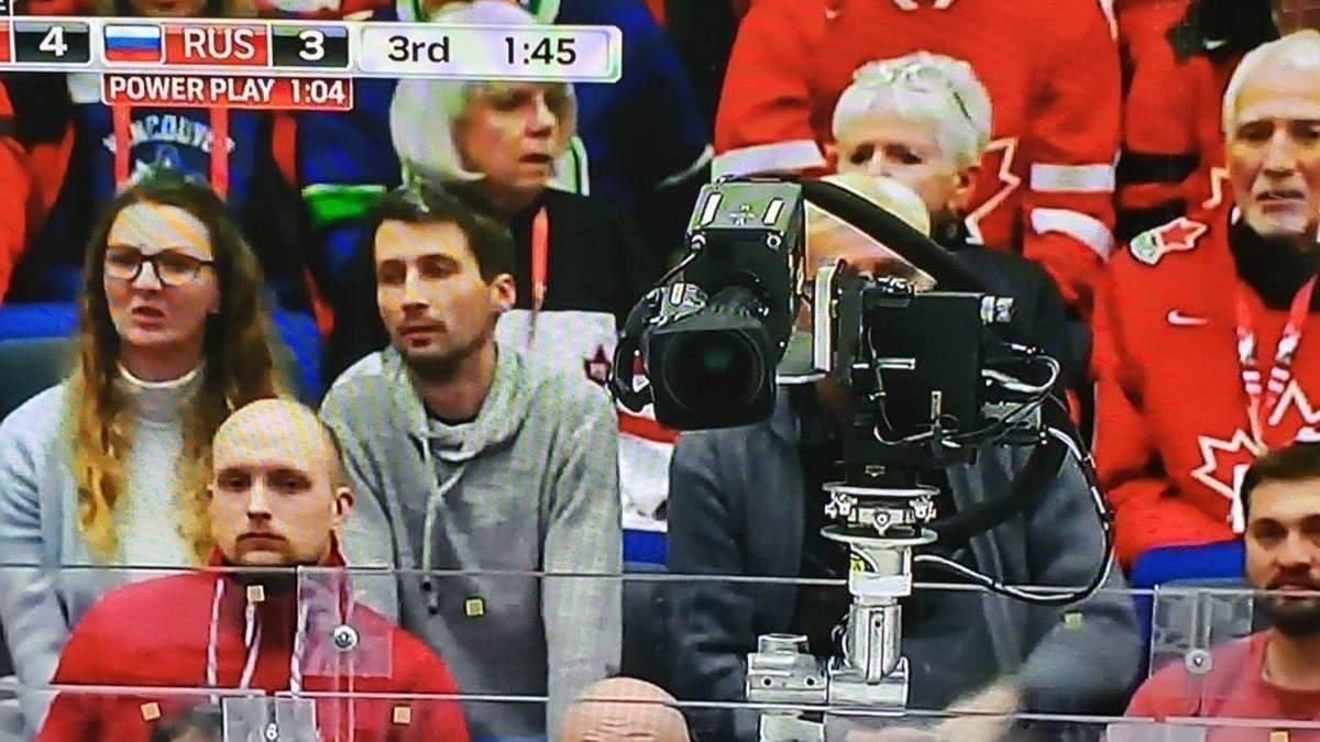 Россияне жалуются на камеру, которая не дала выиграть финал ЧМ по хоккею: видео инцидента