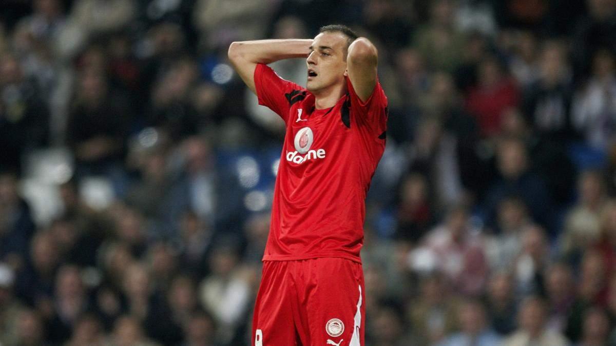 На сербского футболиста Дарко Ковачевича совершили покушение