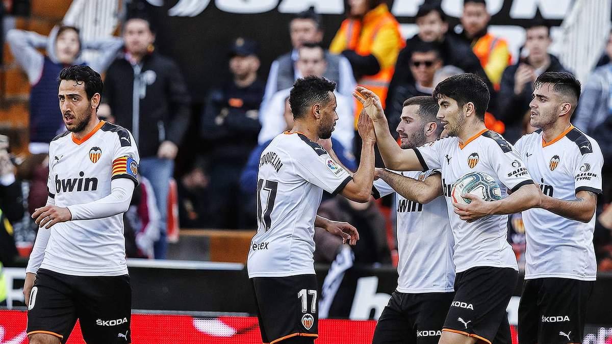 Валенсия – Реал: где смотреть онлайн матч 8 января 2020