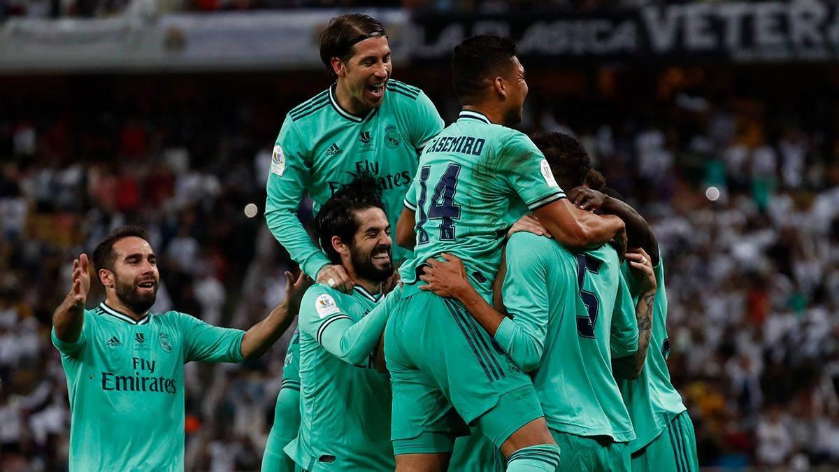 Валенсия – Реал – обзор, счет, видео голов матча 08.01.2020