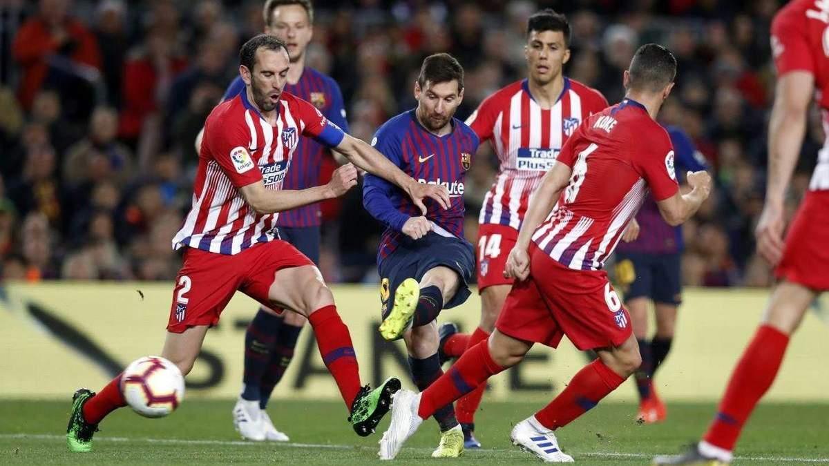 Барселона – Атлетико: прогноз и ставки на матч 09.01.2020 – Ла Лига