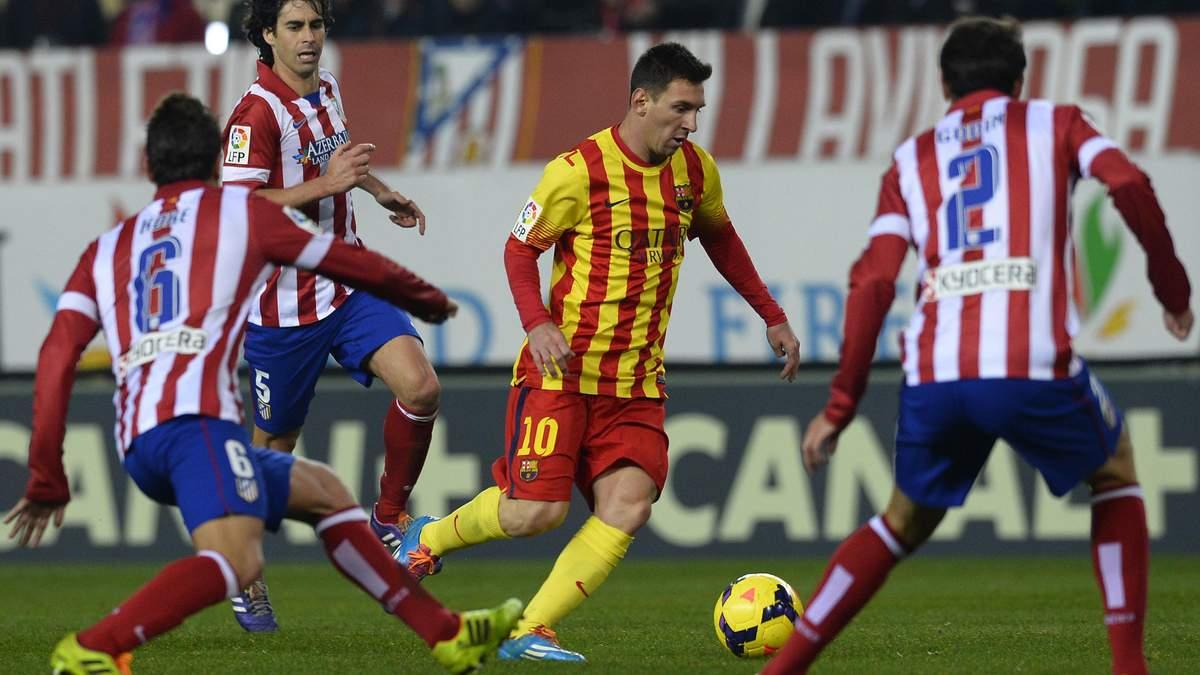 Барселона – Атлетико: где смотреть онлайн матч 9 января 2020