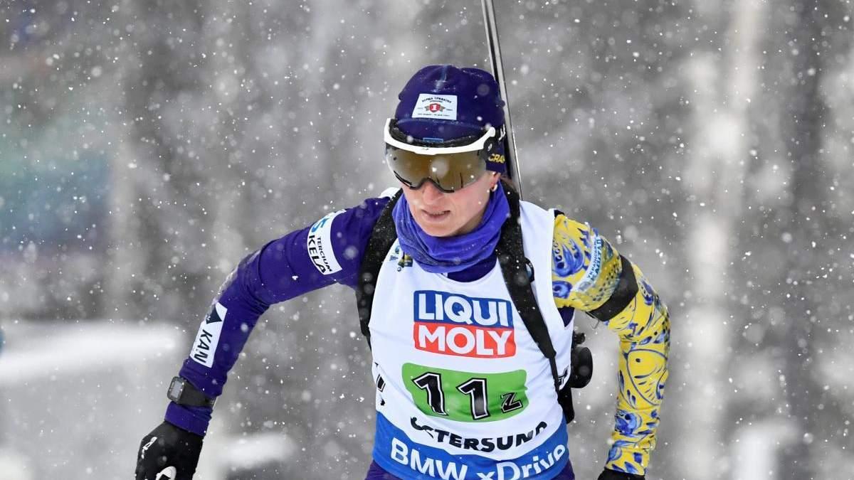 Украина выступит мощным составом на женской спринтерской гонке в Оберхофе
