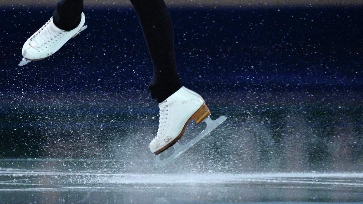 Російська фігуристка розбилася під час репетиції (фото ілюстративне)