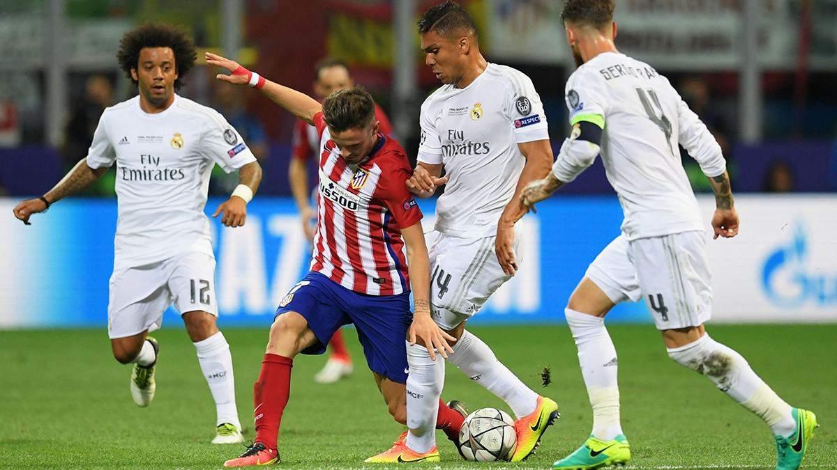Реал – Атлетико: прогноз букмекеров на финал Суперкубка Испании