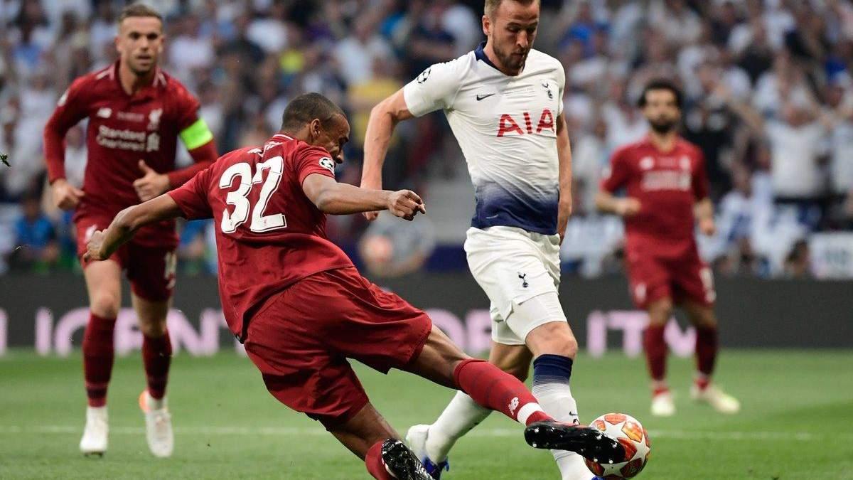 Тоттенхэм – Ливерпуль: онлайн-трансляция матча АПЛ