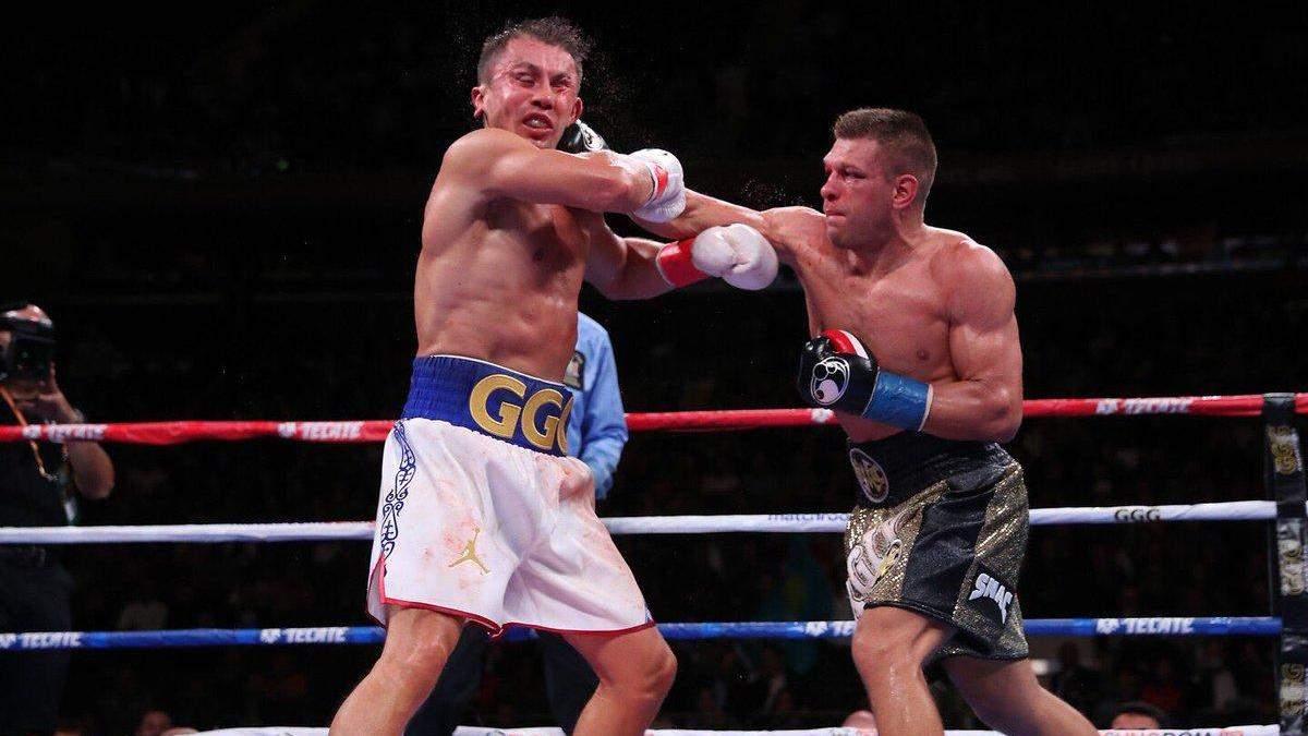 Деревянченко после зрелищного боя с Головкиным получит еще один шанс выиграть титул
