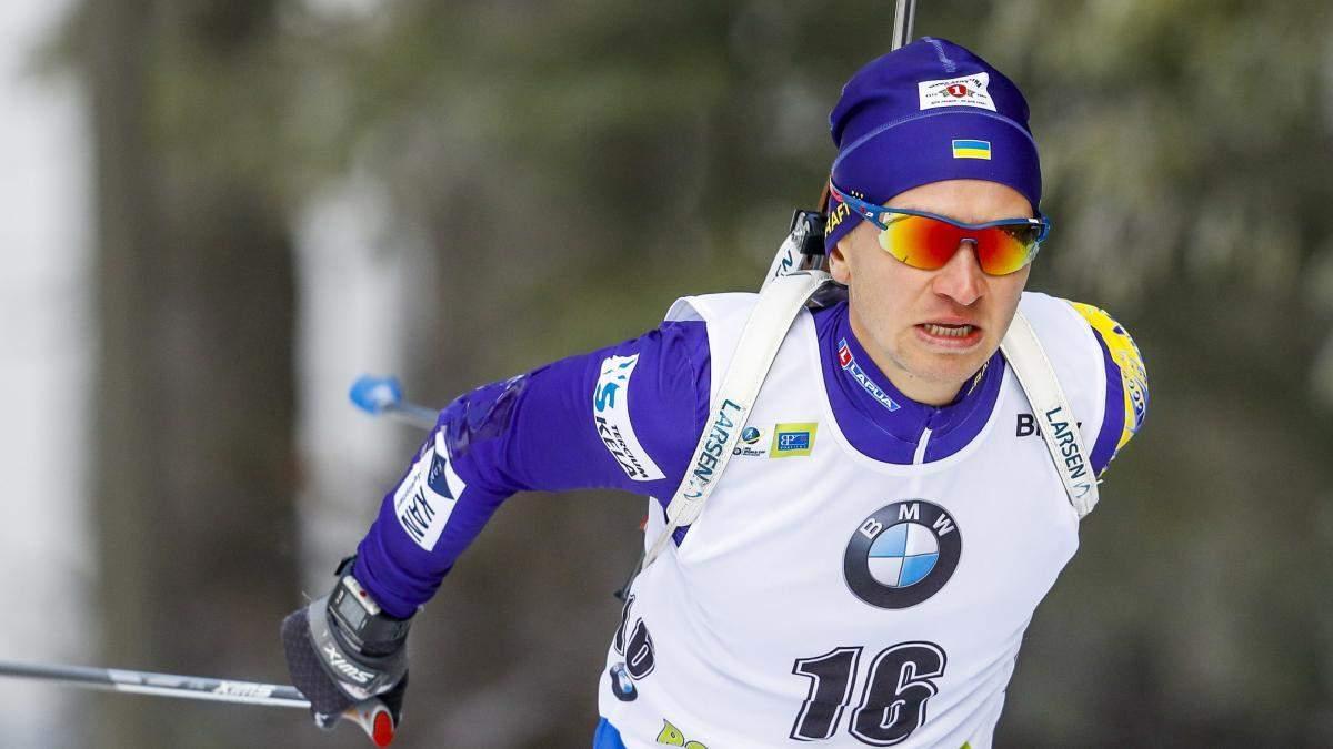 Биатлон: Норвегия на последних метрах выиграла мужскую эстафету во Франции, Украина  на 10 месте
