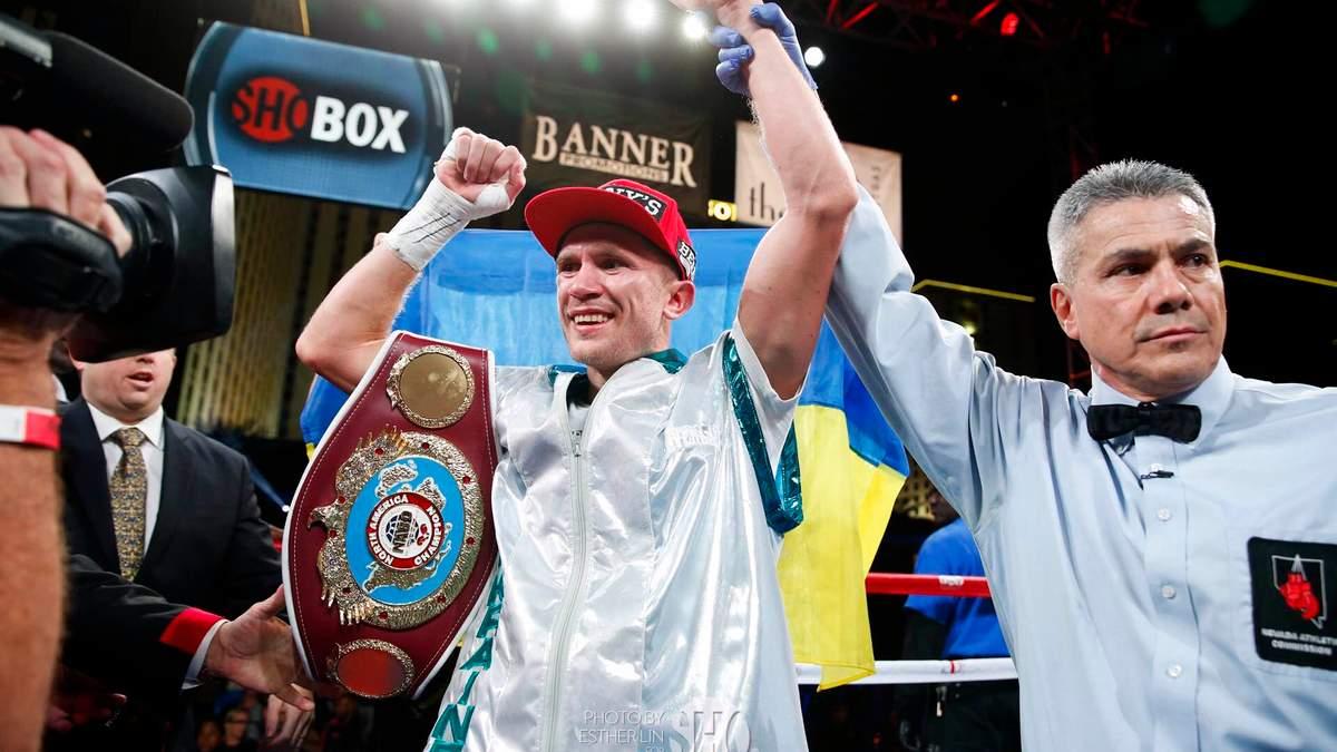 Непобедимый украинский боксер узнал соперника после годовой паузы