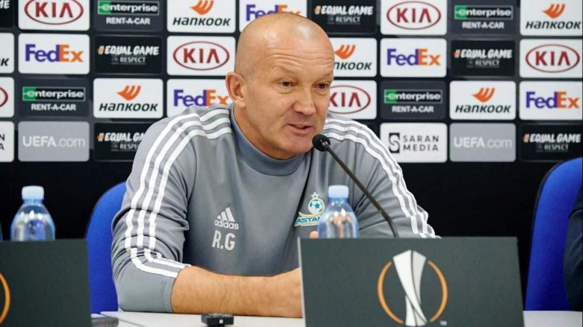 Відомий український тренер Григорчук несподівано залишився без клубу