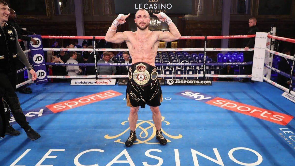 Российский чемпион WBA провалил допинг-тест