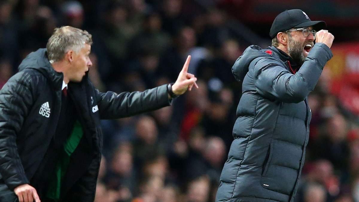 Ліверпуль – Манчестер Юнайтед: дивитися онлайн матч 19.01.2020 – АПЛ