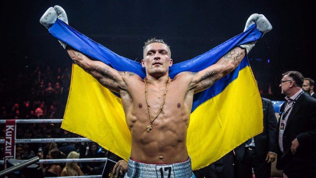 Не делите на московских, киевских и западенцев: Усик назвал свою формулу мира в Украине