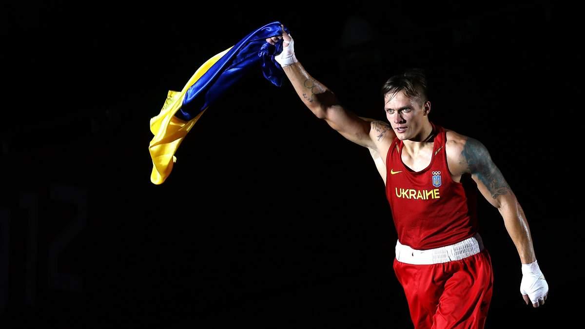 Александру Усику – 33: история успеха прославленного украинского боксера