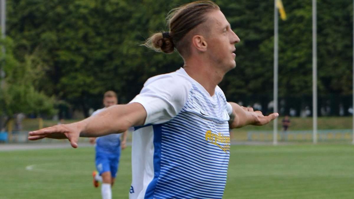 Український футболіст, якого вигнали з клубу через візит до Росії, прокоментував скандал