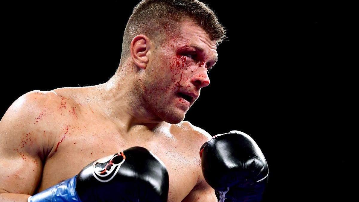 Українець Дерев'янченко очолив рейтинг WBC та може претендувати на чемпіонський бій