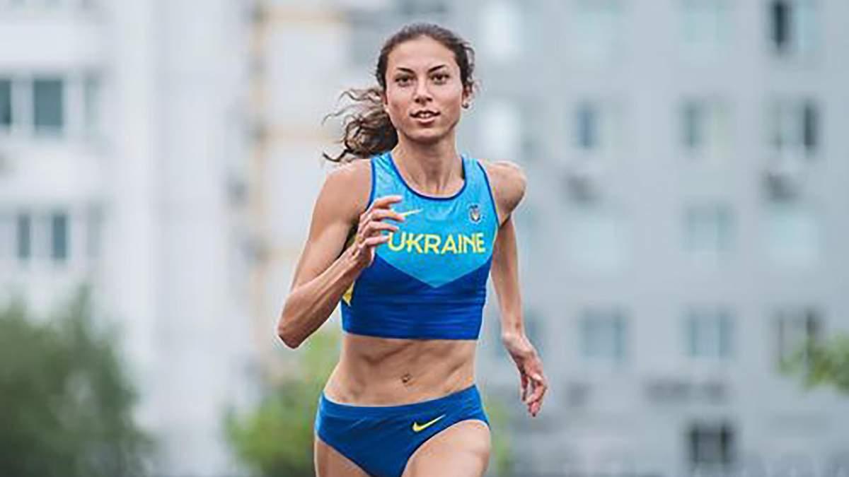 Далі – тільки краще: українська бігунка показала мотиваційне відео