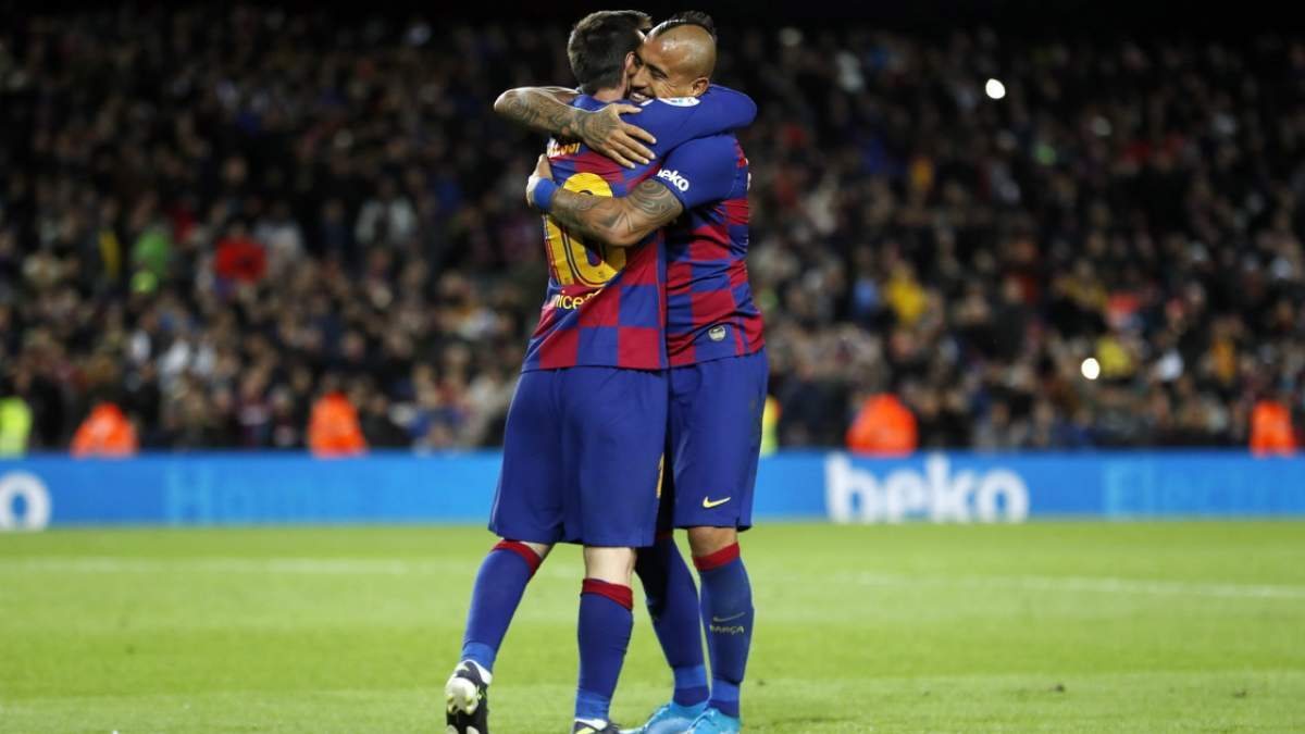 """""""Барселона"""" заледве перемогла """"Гранаду"""" завдяки дотепному голу Мессі в більшості – відео"""