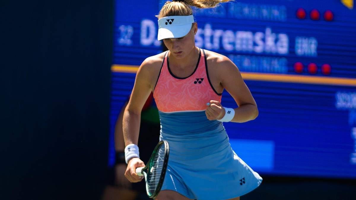 Через негоду в Австралії перенесли матч української тенісистки