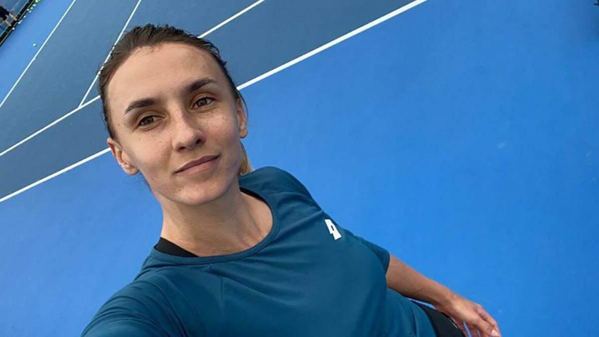 Украинка Цуренко была в шаге от сенсации на Australian Open в матче против первой ракетки мира