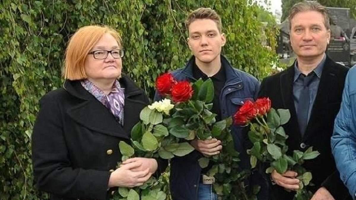Внук Лобановского: был в группе с Цыганковым и Шепелевым, это одни из самых адекватных парней