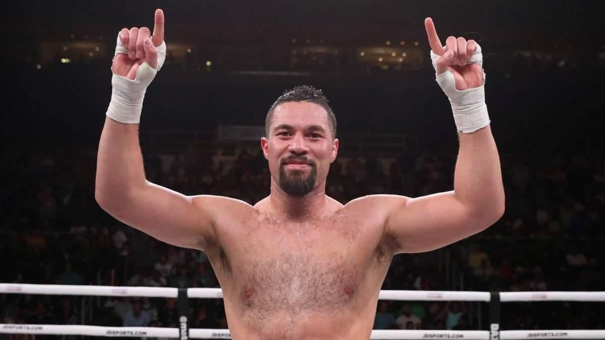Джозеф Паркер – боксер, который боится Усика и ставит деньги превыше всего