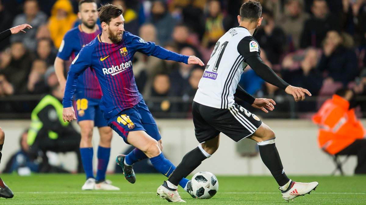 Валенсия – Барселона: где смотреть матч чемпионата Испании