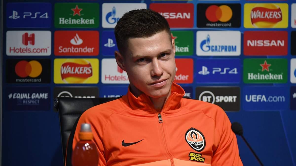 """""""Арсенал"""" запропонував нову угоду """"Шахтарю"""" щодо переходу Матвієнка"""