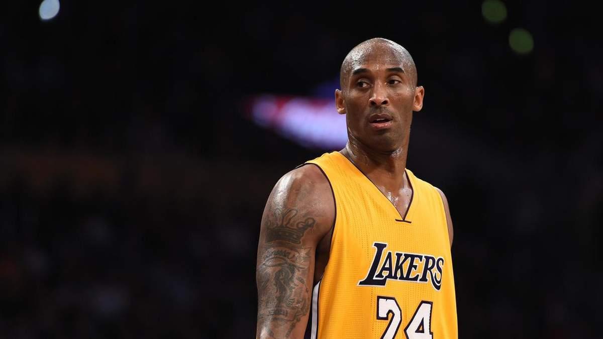 Игроки НБА выражают соболезнования в связи со смертью Брайанта