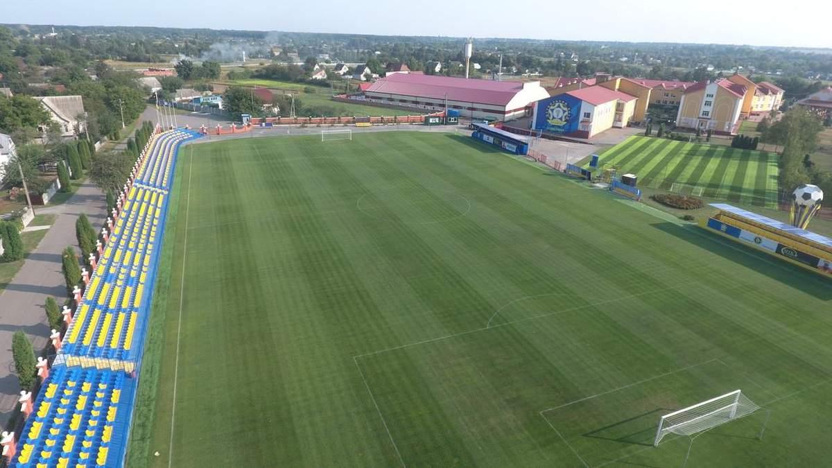 Клуб УПЛ со следующего сезона будет играть на новом стадионе
