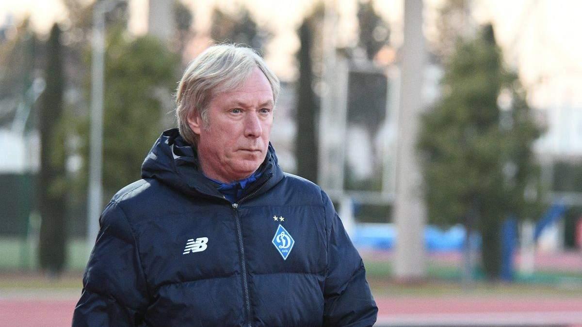 """Михайличенко прокоментував низьку результативність нападників """"Динамо"""""""