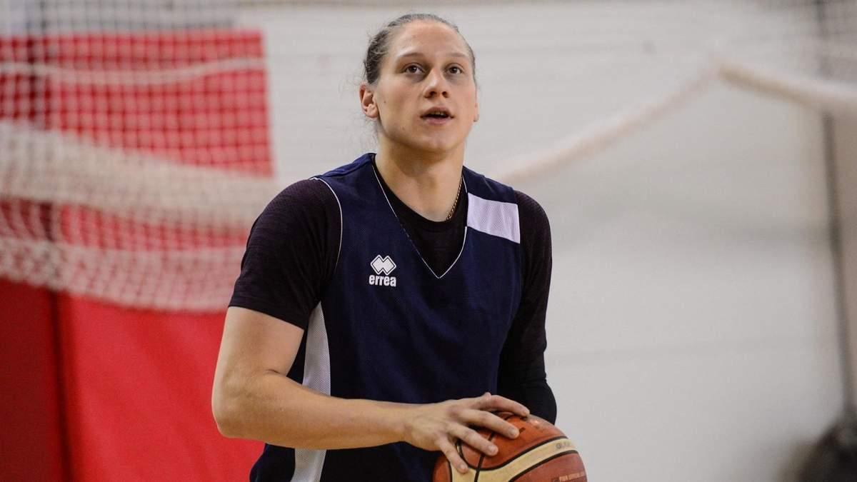 Вболівальники визнали українку Ягупову найкращою баскетболісткою туру в Євролізі