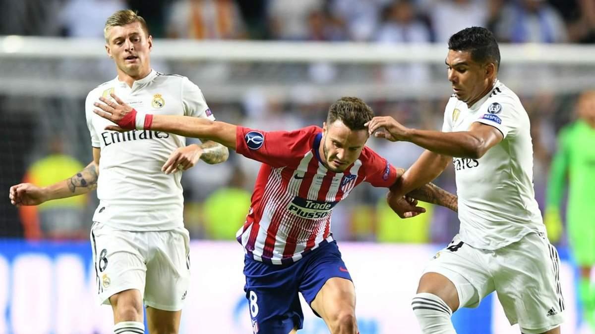 Реал – Атлетико: де дивитися онлайн матч 01.02.2020 – Ла Ліга
