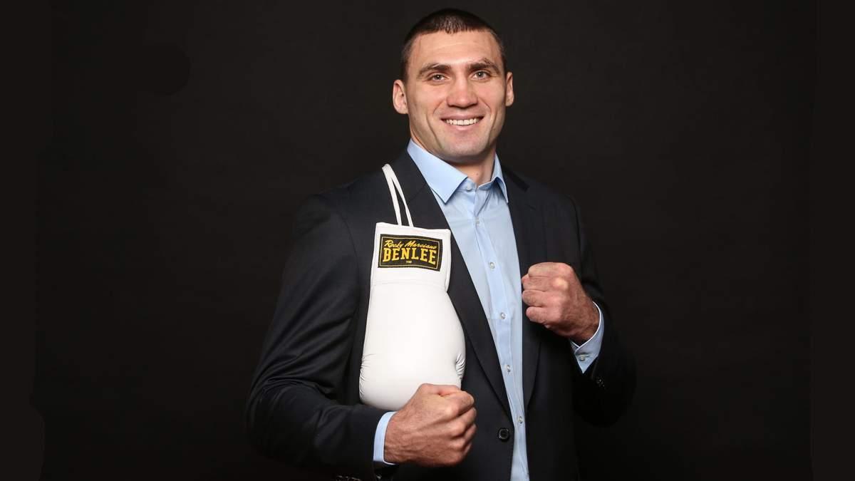 Віктор Вихрист – боксер: біографія, статистика, зріст, вага, фото