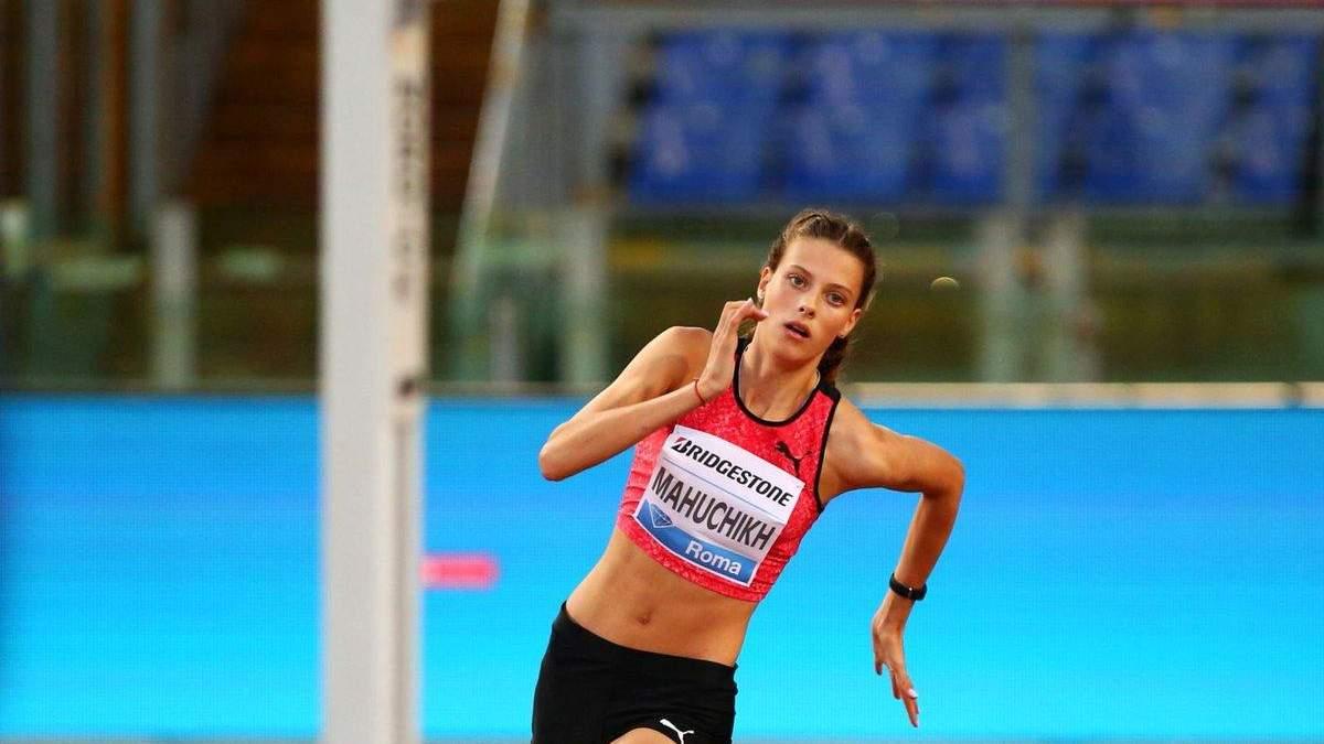 18-річна українка Магучіх зі світовим рекордом перемогла на турнірі в Німеччині – відео