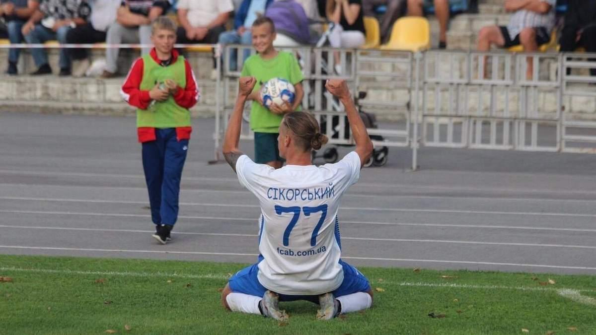 Сикорский, которого выгнали из клуба за поездку в Россию, будет играть в команде Маркевича