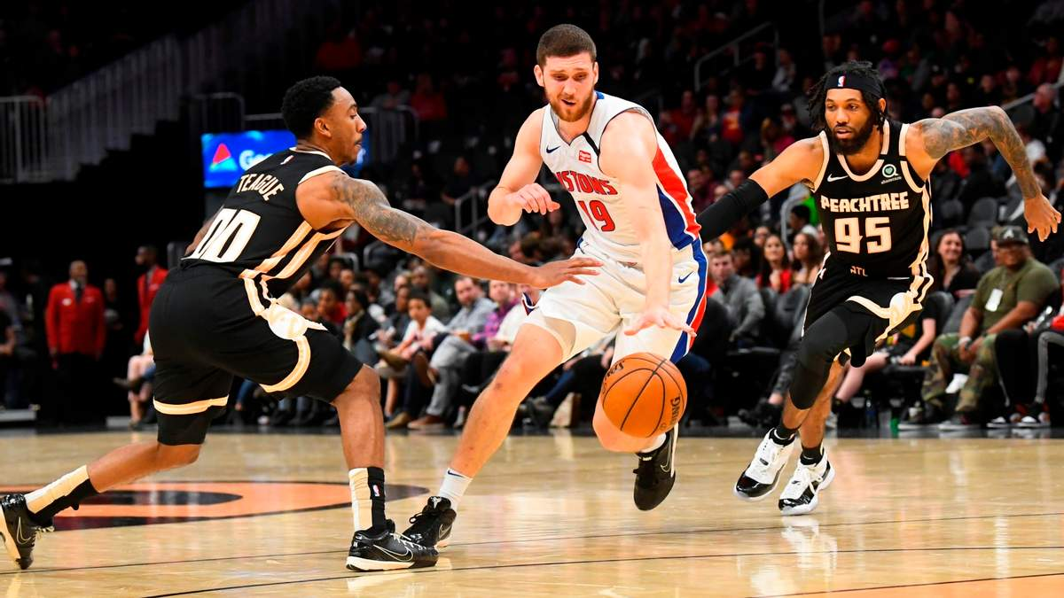 Украинец Михайлюк рискует пропустить Матч восходящих звезд НБА из-за травмы