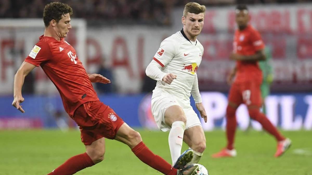 Баварія – Лейпциг – огляд, рахунок, відео матч 09.02.2020 – Бундесліга