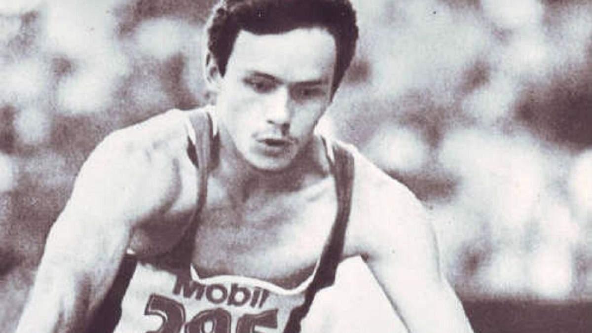 Умер обладатель рекорда Украины по легкой атлетике