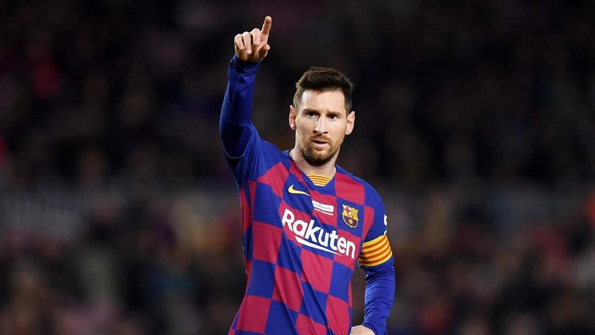"""Месси вступил в конфликт с руководством """"Барселоны"""" и может летом покинуть клуб"""