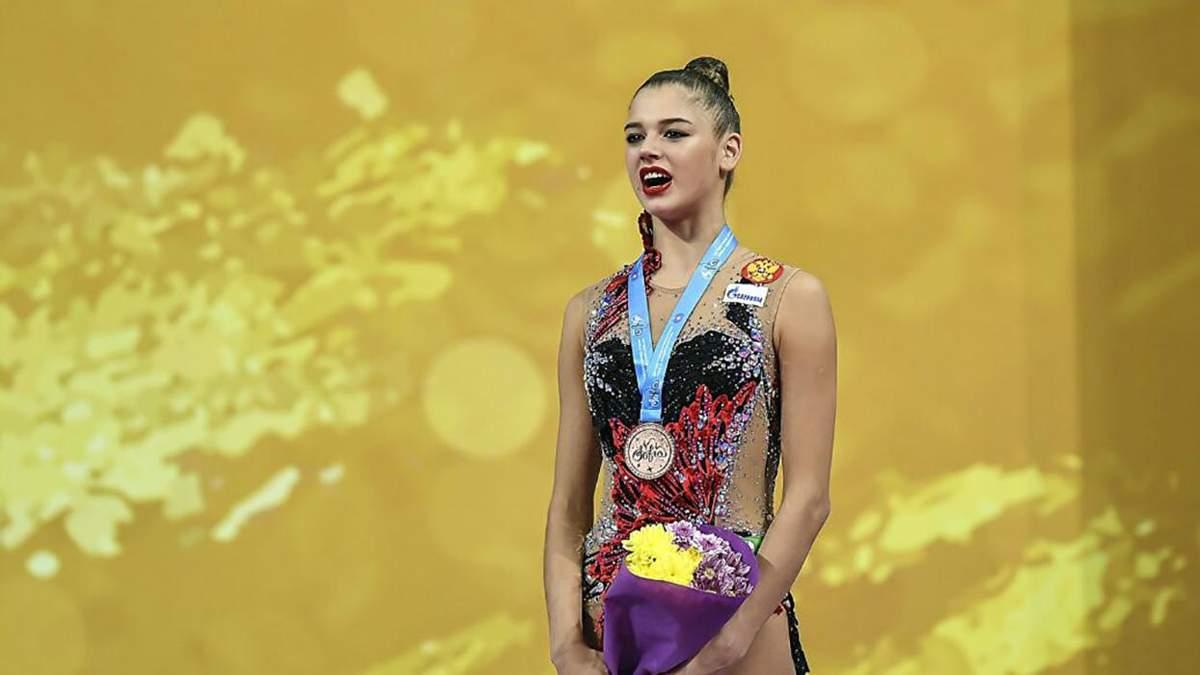 Олександра Солдатова